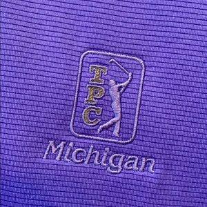 TPC Michigan Golf Polo